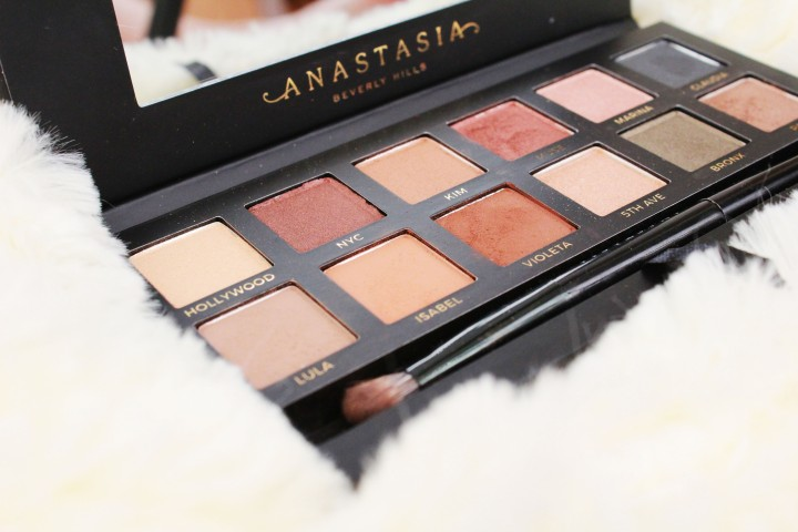 Anastasia Beverly Hills Master Palette By Mario: Review