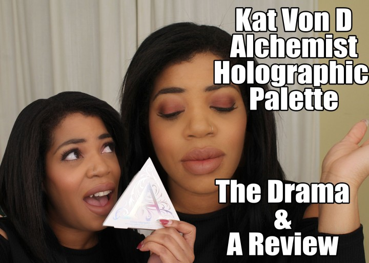 Alchemist Holographic Palette – Review and First Impressions